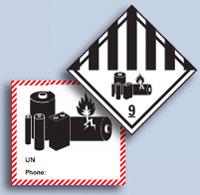 Gefahrgutaufkleber Für Umverpackungen Kroschkeat