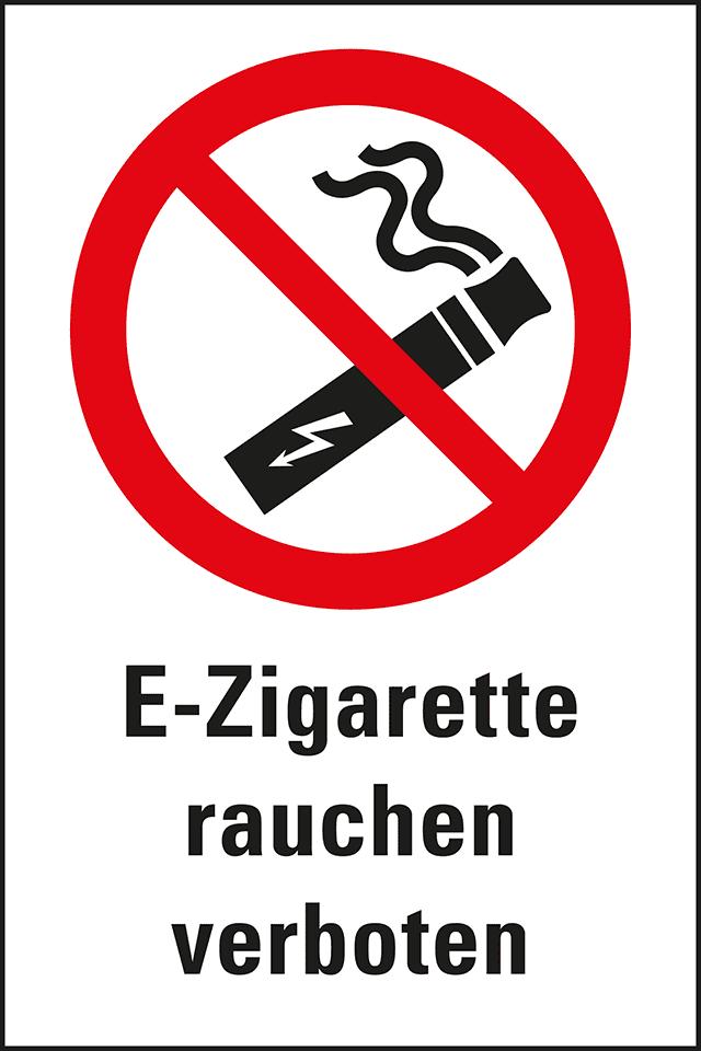 Zigarettenverbot