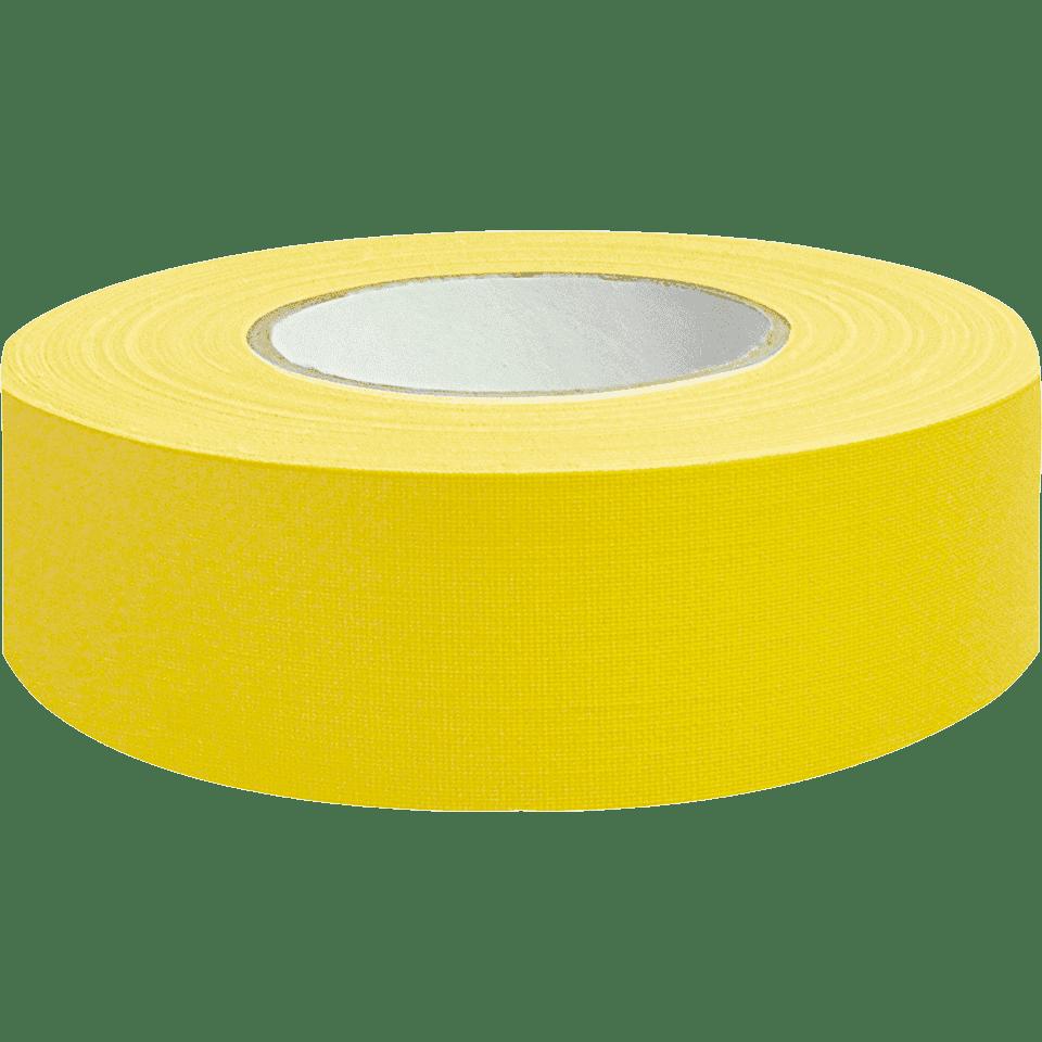 Klebeband Für Textilien : gewebe klebeband universell gelb textil 50mm 50m rolle ~ Watch28wear.com Haus und Dekorationen